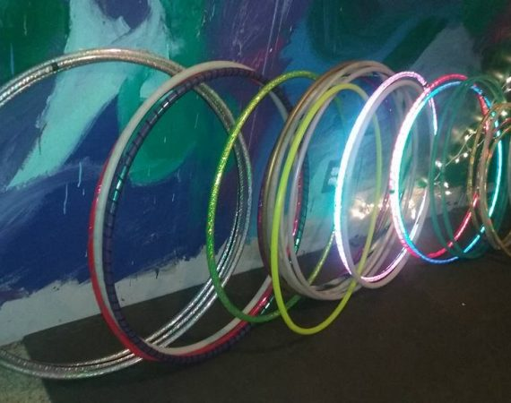 how to customize hoop