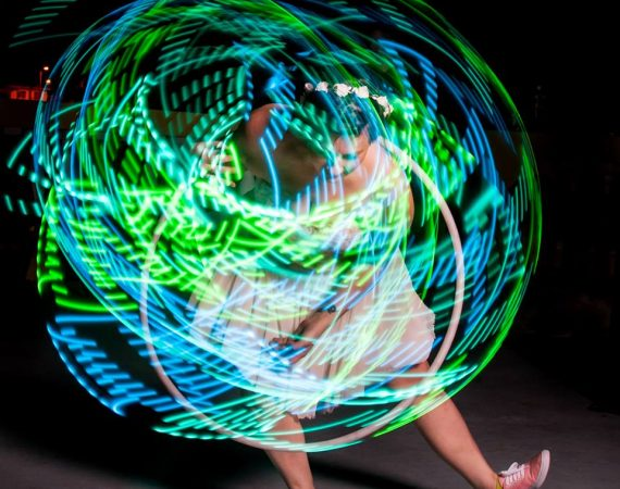 Author Jill Janosek discusses how to understand and deal with the rejection some hoopers will likely come across in the hula hoop community