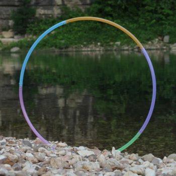 Multi-Tone Hoops