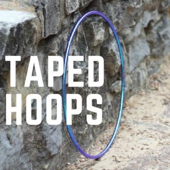 Taped Hoops
